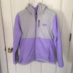 NWT Womens Northface fleece jacket